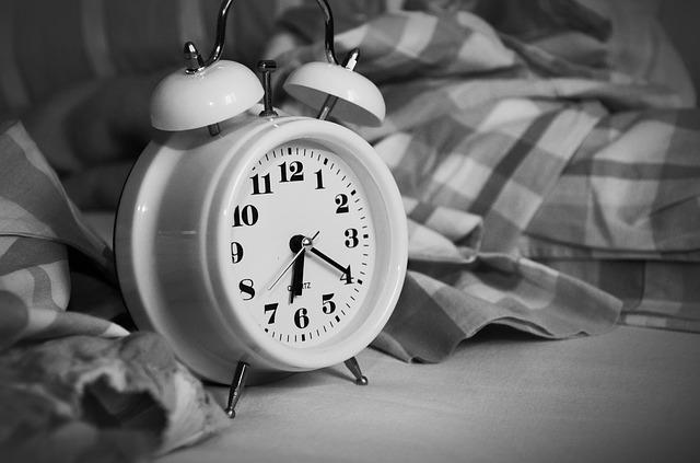 Good health, good night